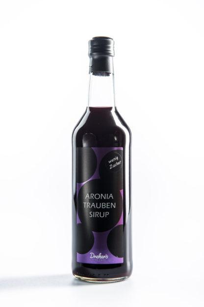 Aronia-Trauben-Sirup