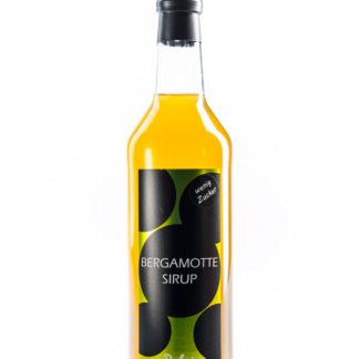 Bergamotte-Sirup