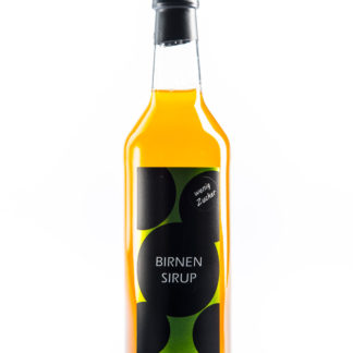 Birnen-Sirup