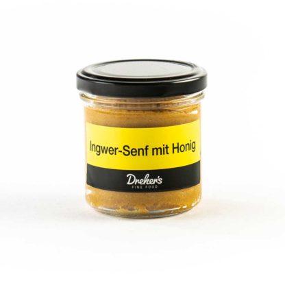 Ingwer-Senf-mit-Honig