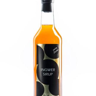 Ingwer-Sirup