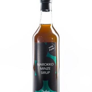 Marokko-Minze-Sirup