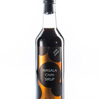 Masala-Chai-Sirup
